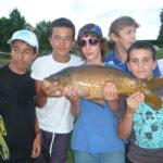 stages de pêche à la carpe