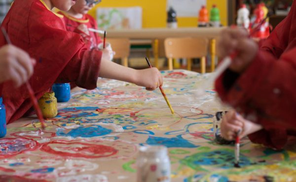 Atelier Musique et peinture